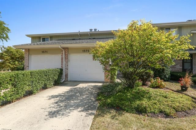 1575 Haverhill Drive, Wheaton, IL 60189 (MLS #09759374) :: The Wexler Group at Keller Williams Preferred Realty