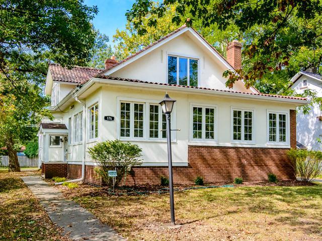 176 Woodside Road, Riverside, IL 60546 (MLS #09759407) :: The Wexler Group at Keller Williams Preferred Realty