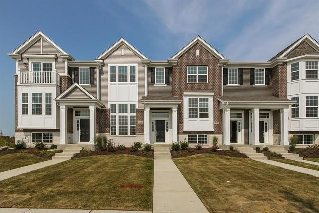 2942 Madison  Lot#602 Drive, Naperville, IL 60564 (MLS #09759416) :: The Wexler Group at Keller Williams Preferred Realty