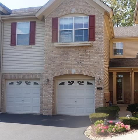 72 Spy Glass Circle #72, Palos Heights, IL 60463 (MLS #09759489) :: The Wexler Group at Keller Williams Preferred Realty