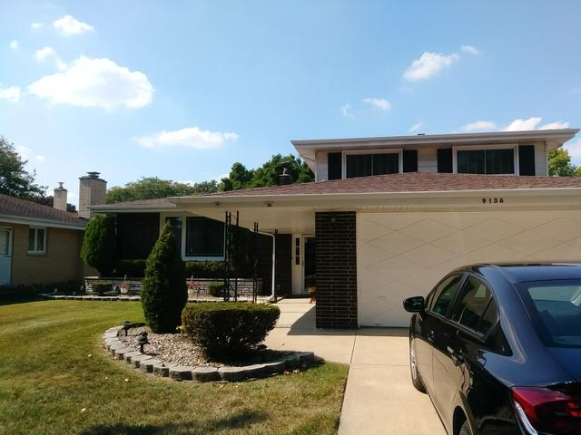 9136 S Komensky Avenue, Oak Lawn, IL 60453 (MLS #09759492) :: The Wexler Group at Keller Williams Preferred Realty