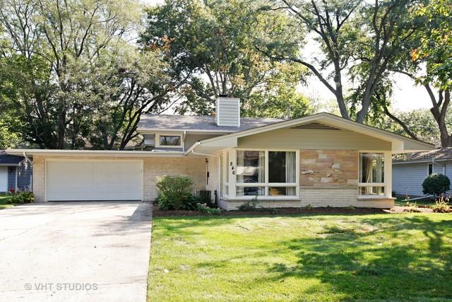 846 Emerald Drive, Naperville, IL 60540 (MLS #09759511) :: The Wexler Group at Keller Williams Preferred Realty