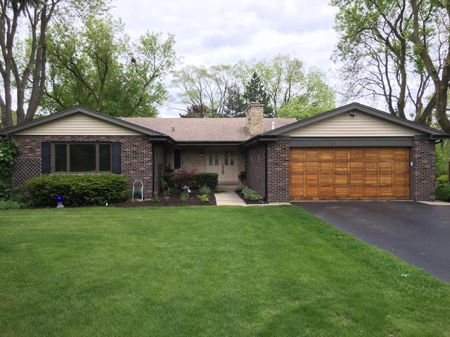 1111 N Perry Drive, Palatine, IL 60067 (MLS #09759536) :: Helen Oliveri Real Estate