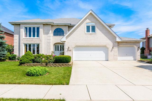 10810 Ridgewood Drive, Palos Park, IL 60464 (MLS #09759641) :: The Wexler Group at Keller Williams Preferred Realty