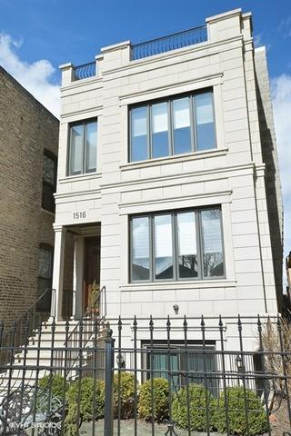 1516 W Erie Street, Chicago, IL 60642 (MLS #09759659) :: The Wexler Group at Keller Williams Preferred Realty