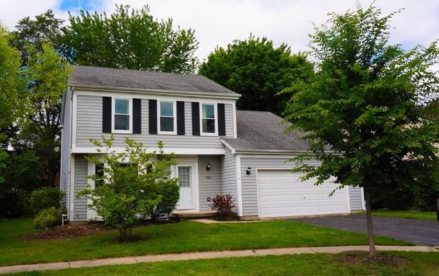 324 Richard Court, Vernon Hills, IL 60061 (MLS #09759660) :: Helen Oliveri Real Estate
