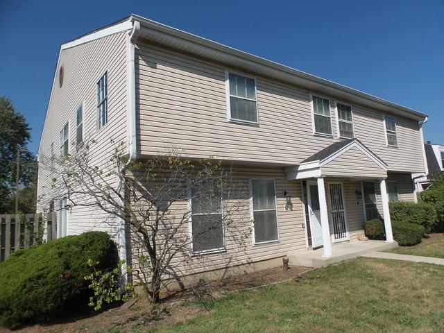 23 V Fernwood Drive 23V, Bolingbrook, IL 60440 (MLS #09759672) :: The Wexler Group at Keller Williams Preferred Realty