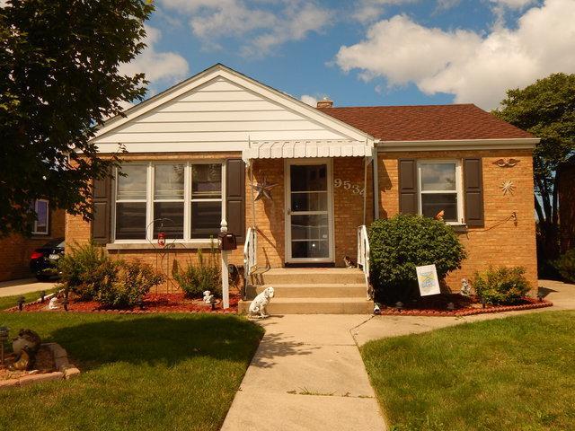 9534 Davis Street, Franklin Park, IL 60131 (MLS #09759675) :: The Wexler Group at Keller Williams Preferred Realty