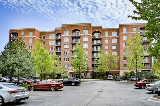 430 S Western Avenue #708, Des Plaines, IL 60016 (MLS #09759698) :: Helen Oliveri Real Estate