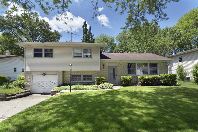 1322 N Peachtree Lane, Mount Prospect, IL 60056 (MLS #09759724) :: Helen Oliveri Real Estate