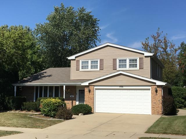 406 E Hackberry Drive, Arlington Heights, IL 60004 (MLS #09759738) :: Helen Oliveri Real Estate