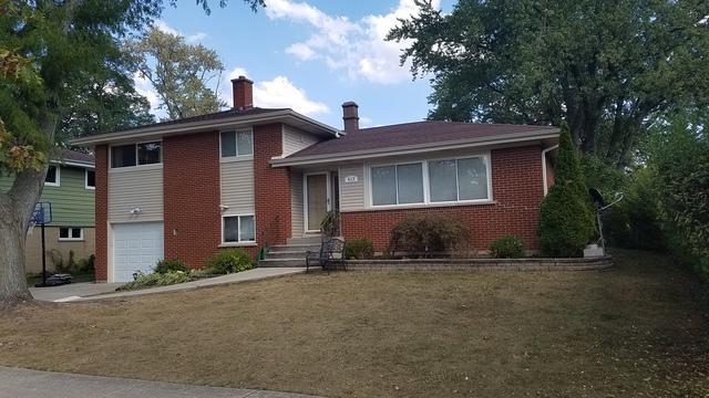 613 S Edward Street, Mount Prospect, IL 60056 (MLS #09759789) :: Helen Oliveri Real Estate