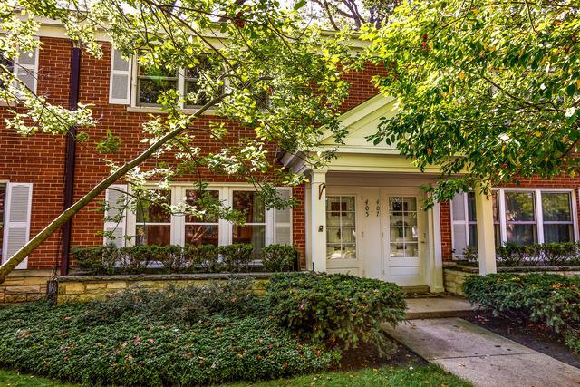 405 3rd Street, Wilmette, IL 60091 (MLS #09759845) :: Helen Oliveri Real Estate