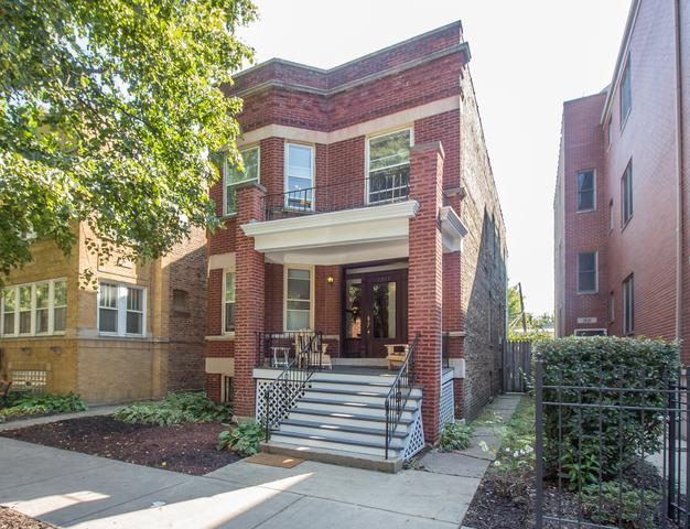 2537 W Leland Avenue, Chicago, IL 60625 (MLS #09760237) :: Helen Oliveri Real Estate