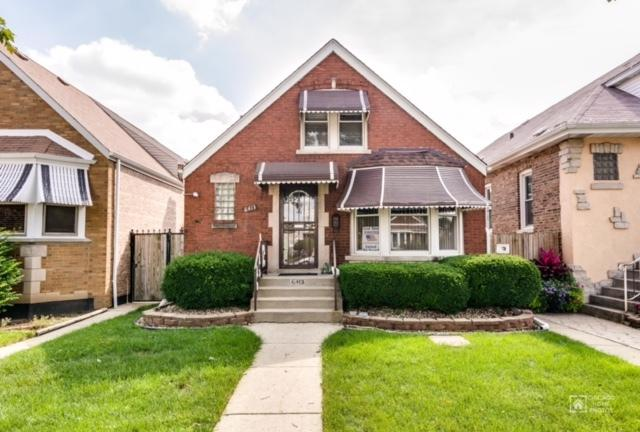 6413 S Kolin Avenue, Chicago, IL 60629 (MLS #09760246) :: Helen Oliveri Real Estate