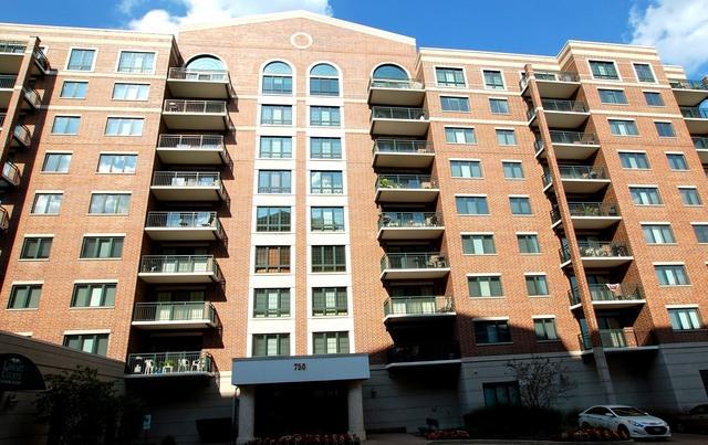 750 Pearson Street #205, Des Plaines, IL 60016 (MLS #09760264) :: Helen Oliveri Real Estate
