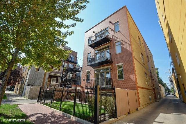 1142 N Campbell Avenue, Chicago, IL 60622 (MLS #09760271) :: Helen Oliveri Real Estate