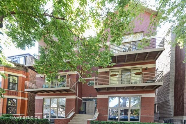 2023 W Rice Street 3E, Chicago, IL 60622 (MLS #09762256) :: The Perotti Group