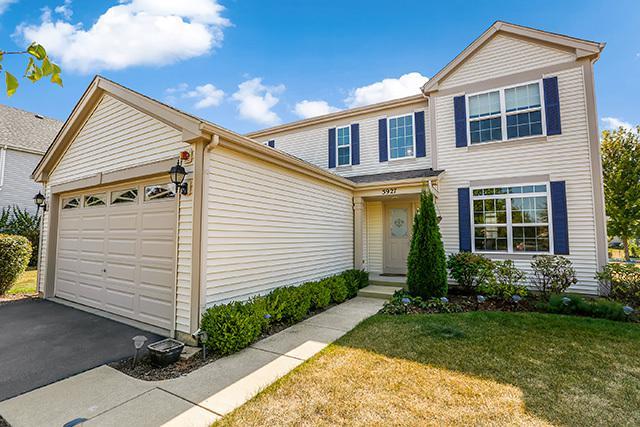 5927 Betty Gloyd Drive, Hoffman Estates, IL 60192 (MLS #09763401) :: Lewke Partners