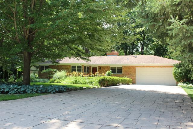 78 Hickory Lane, Lincolnshire, IL 60069 (MLS #09764258) :: The Schwabe Group
