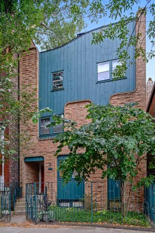 309 W Eugenie Street, Chicago, IL 60614 (MLS #09769294) :: The Perotti Group