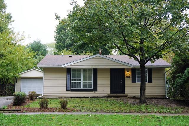 1116 Austin Drive, Urbana, IL 61802 (MLS #09771096) :: Littlefield Group