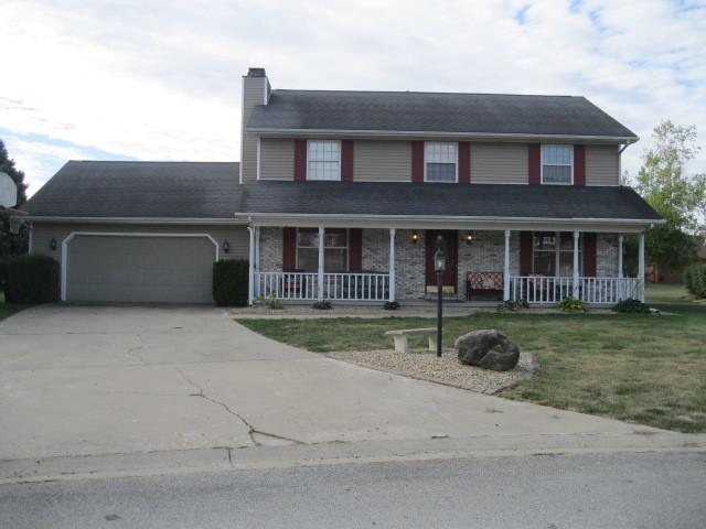 300 Gainesborough Court, MONTICELLO, IL 61856 (MLS #09771106) :: Littlefield Group