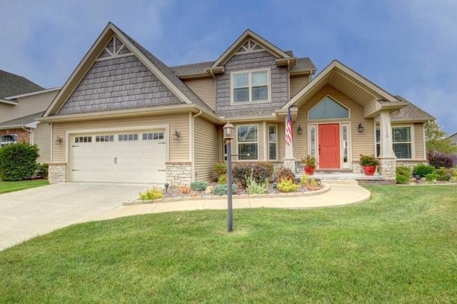 1110 E White Oak Road, Mahomet, IL 61853 (MLS #09771888) :: Littlefield Group