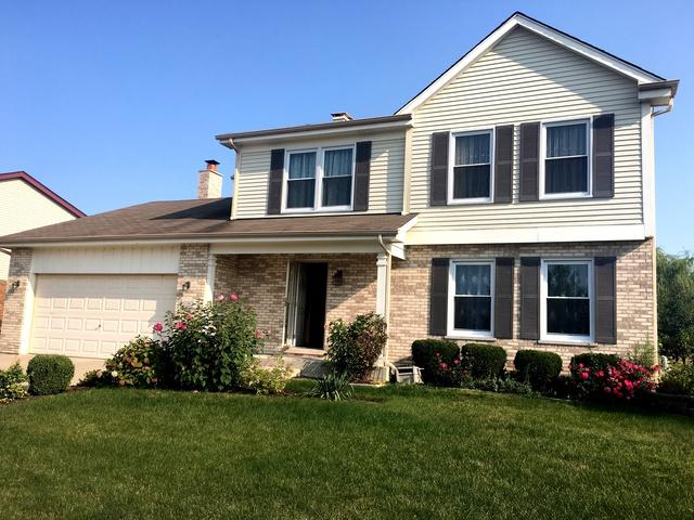 1082 Covington Drive, Lemont, IL 60439 (MLS #09773610) :: Baz Realty Network | Keller Williams Preferred Realty