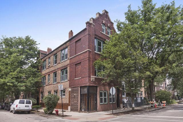 2328 N Oakley Avenue 1W, Chicago, IL 60647 (MLS #09774714) :: The Perotti Group