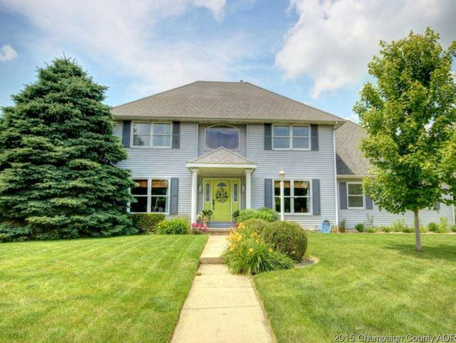 2012 Spruce Lane, MONTICELLO, IL 61856 (MLS #09775621) :: Littlefield Group
