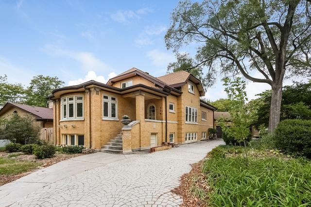 316 Selborne Road, Riverside, IL 60546 (MLS #09775663) :: The Wexler Group at Keller Williams Preferred Realty
