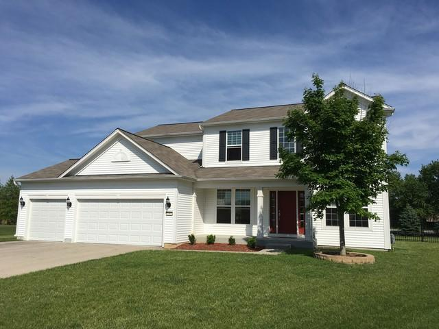 2262 Emerald Lane, Yorkville, IL 60560 (MLS #09775752) :: Angie Faron with RE/MAX Ultimate Professionals