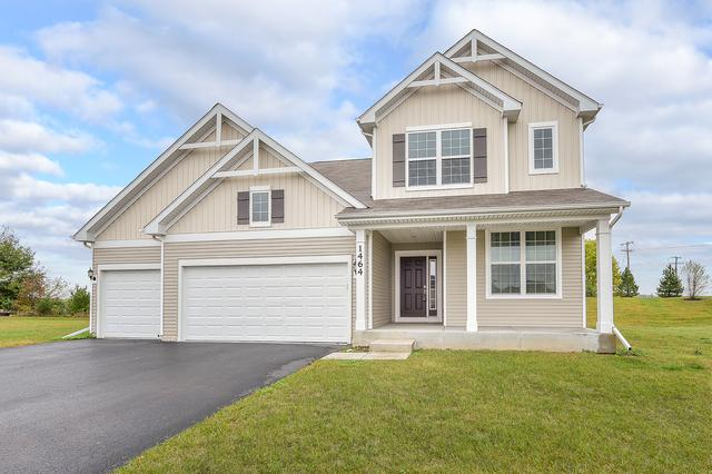 1464 Violet Court, Yorkville, IL 60560 (MLS #09776043) :: Angie Faron with RE/MAX Ultimate Professionals