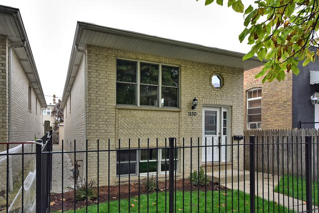 1130 N Christiana Avenue, Chicago, IL 60651 (MLS #09776672) :: Property Consultants Realty