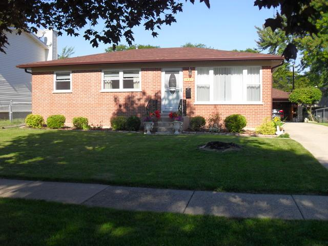 1427 S Birch Drive S, Mount Prospect, IL 60056 (MLS #09776751) :: The Schwabe Group