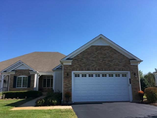 5816 Prairie Ridge Road #5816, Crystal Lake, IL 60014 (MLS #09777103) :: Key Realty