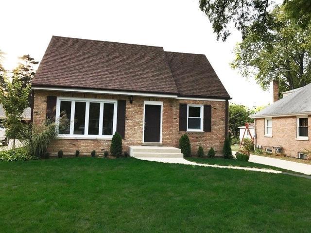 208 N Elmhurst Avenue, Mount Prospect, IL 60056 (MLS #09777177) :: The Schwabe Group