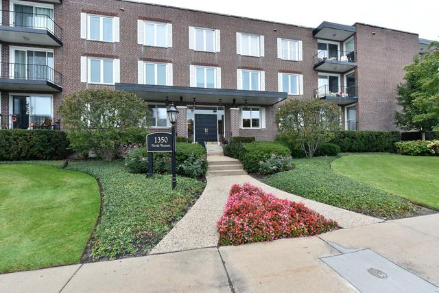 1350 N Western Avenue #211, Lake Forest, IL 60045 (MLS #09777202) :: Domain Realty