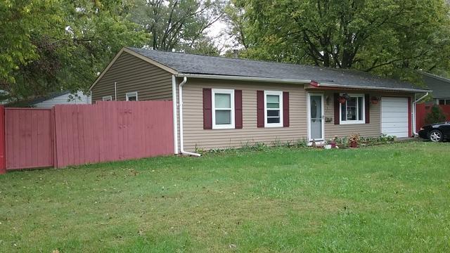 202 S Dodson Drive, Urbana, IL 61802 (MLS #09777291) :: Littlefield Group
