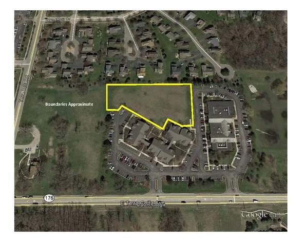 710 E Terra Cotta Lot 1 Avenue, Crystal Lake, IL 60014 (MLS #09777414) :: Key Realty