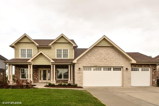 13924 W Wilderness Lakes Drive, Manhattan, IL 60442 (MLS #09777497) :: The Wexler Group at Keller Williams Preferred Realty