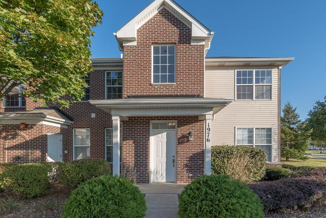1976 Parkside Drive #1976, Shorewood, IL 60404 (MLS #09777833) :: Angie Faron with RE/MAX Ultimate Professionals