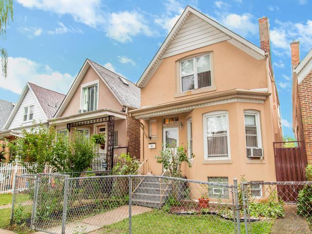 3530 W Beach Avenue, Chicago, IL 60651 (MLS #09778095) :: The Perotti Group