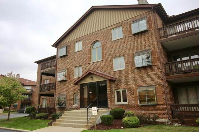 6419 Oak Forest Avenue 2S, Tinley Park, IL 60477 (MLS #09778288) :: Baz Realty Network | Keller Williams Preferred Realty