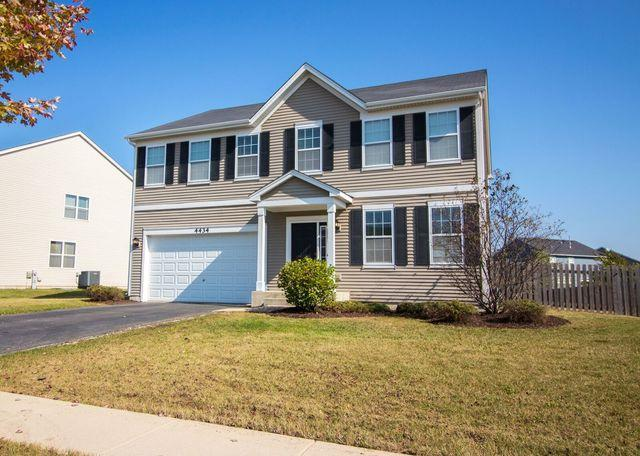 4434 Bickford Avenue, Oswego, IL 60543 (MLS #09778510) :: Angie Faron with RE/MAX Ultimate Professionals