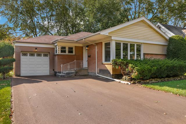 1509 W Fremont Street, Arlington Heights, IL 60005 (MLS #09778607) :: The Schwabe Group