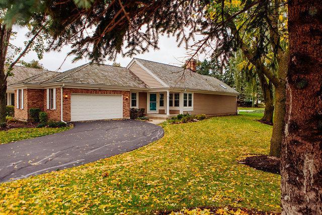 401 Park Barrington Drive, Barrington, IL 60010 (MLS #09778673) :: The Schwabe Group