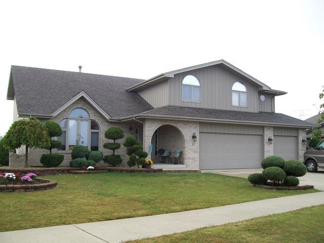 8457 Fairfield Lane, Tinley Park, IL 60487 (MLS #09778807) :: Baz Realty Network | Keller Williams Preferred Realty