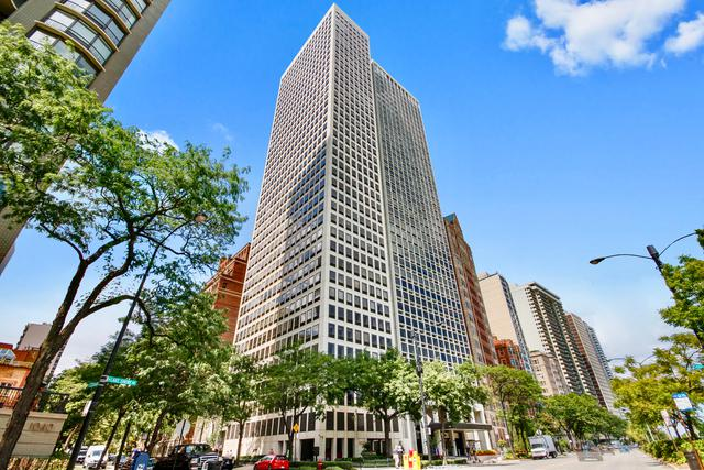 1100 N Lake Shore Drive 12B, Chicago, IL 60611 (MLS #09779040) :: Property Consultants Realty